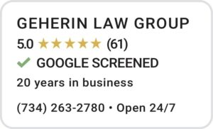 Daniel T. Geherin - Attorney | Background and licenses checked by Google